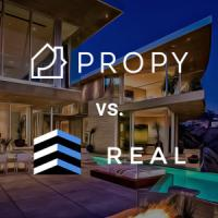 Tokenized Real Estate Ownership: Propy vs. REAL