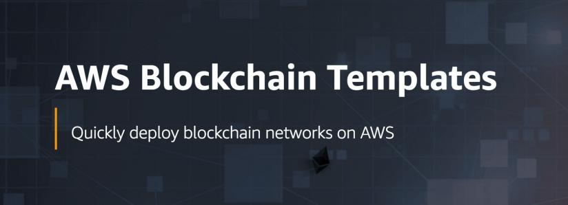 amazon web services launches instant blockchain templates for