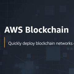 Amazon Web Services Launches Instant Blockchain Templates for Ethereum and Hyperledger