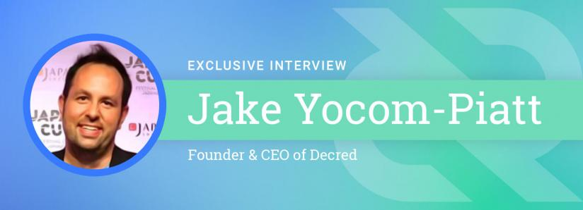 Interview with Decred's Project Lead Jake Yocom-Piatt on Crypto Ad Bans and Market Volatility