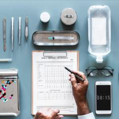 Blockchain Projects Battle for Health Records