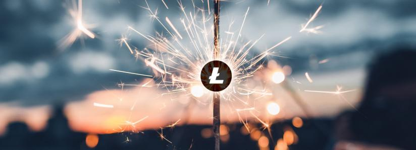 Litecoin Lighting Up, Approaching $200: LTC News Roundup