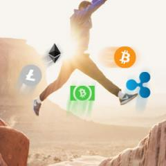 Crypto Price Watch: Bitcoin, Ethereum, Bitcoin Cash and Ripple Experience Noticeable Jumps