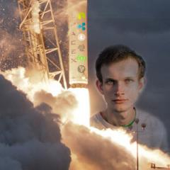 Altcoins Igniting But Ethereum Founder Isn't Ready for Liftoff