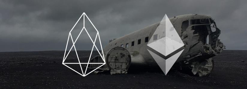 Is EOS a Factor in the Ethereum Price Crash?