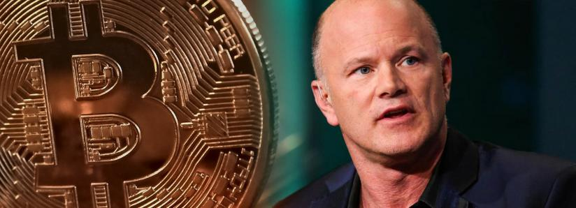 Mike Novogratz says Bitcoin will never again drop below $5000
