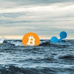 Market Action Report: Bitcoin, Ethereum, Ripple, Stellar & Litecoin Waver as BAT & ETC Rise on Coinbase Hype