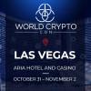 World Crypto Con Launches Blockchain Summit, Aria Hotel, Las Vegas, 31st October 2018