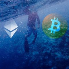How Bitcoin and Ethereum plunged in minutes amidst unexpected correction