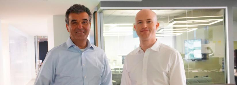 Coinbase President Asiff Hirji is second executive to leave firm this month