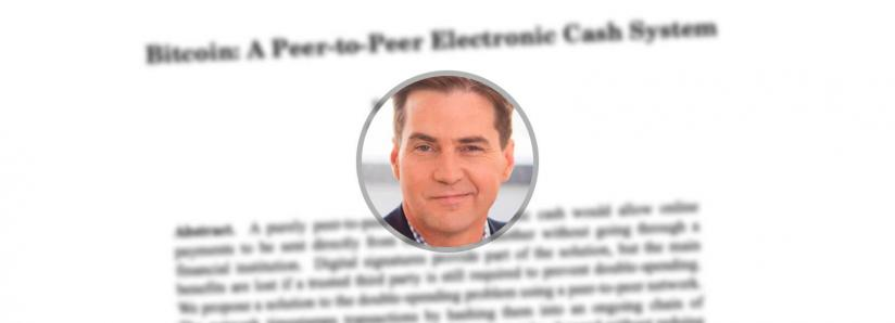 Bitcoin whitepaper and software copyrighted by Craig Wright, Bitcoin SV price doubles