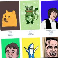 New Ethereum-based digital collectibles market Meme Factory goes live