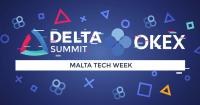 DELTA Summit partners with OKEx for Malta Tech Week