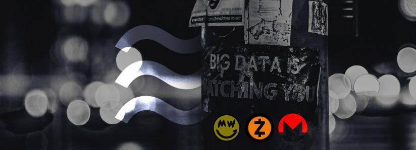 Facebook's Libra sparks privacy concerns while Monero, Zcash, Zcoin and Grin surge