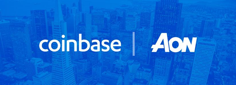 Coinbase to launch regulated insurance firm in partnership with Aon