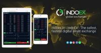 Estonia & London based IndoEx LTD will launch the IndoEx Global Exchange, a global cryptocurrency exchange for experienced traders, professionals, and institutions
