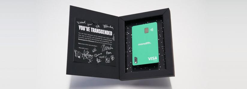Monolith partners with decentralized finance heavyweights to spend MKR, DGX, TKN and DGD anywhere that accepts Visa