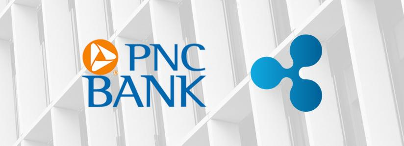 US banking giant PNC goes live on RippleNet