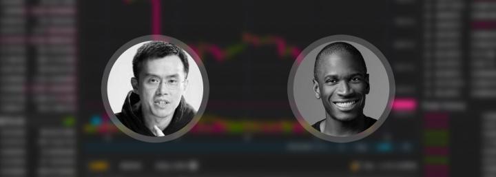"BitMEX CEO responds to Binance's market maker slip up, offers CZ a ""copy/paste"" course"