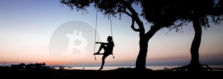 Bitcoin is signaling a downturn, but there is hope for an upswing