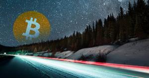 Bitcoin taps parabolic trendline; is an explosive movement imminent?