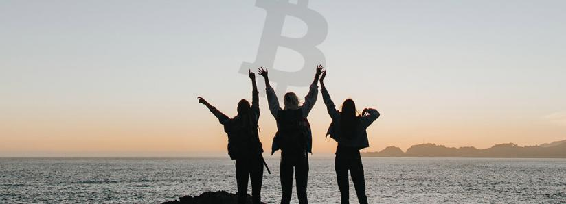 Bitcoin's rally pushes its social engagement through the roof