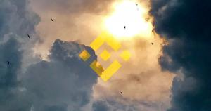 Binance CEO Changpeng Zhao shows why it's good to have your head in the Cloud