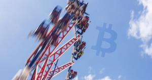 900-Point Dow Futures upsurge triggers a massive Bitcoin rally