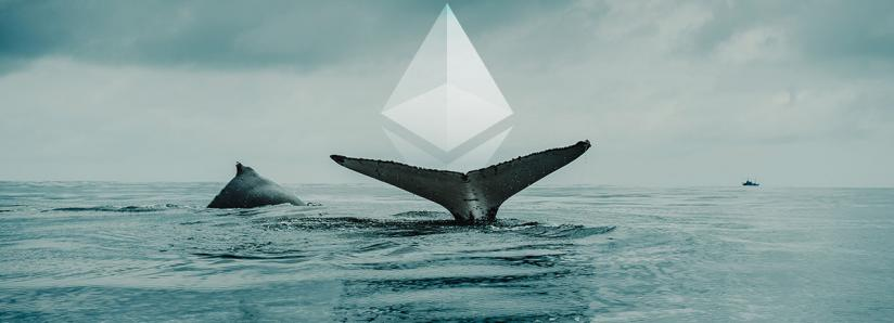 Ethereum deposits exceeds previous record high; are whales cashing out?