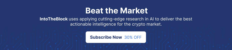 Beat the Market: IntoTheBlock