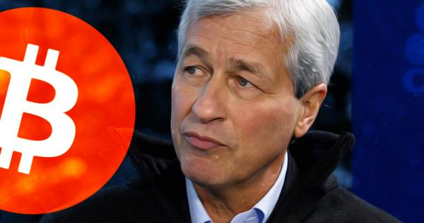 """The Third Stage of Grief: Jamie Dimon Regrets Calling Bitcoin """"a Fraud"""""""