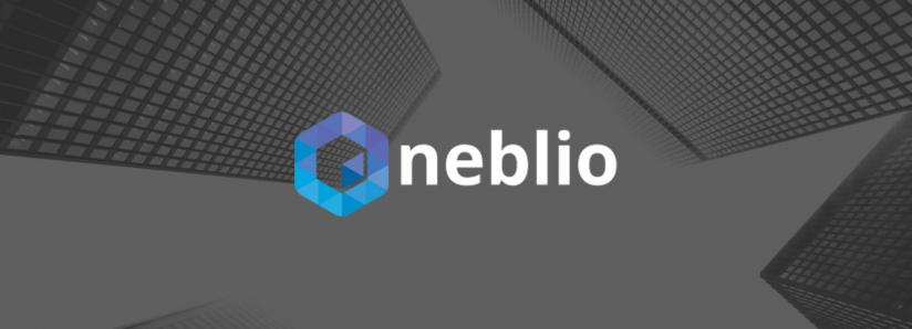 Introduction to Neblio – A Distributed Platform for Enterprise Applications