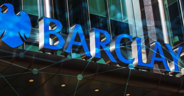 Barclays Announces Partnership with Coinbase