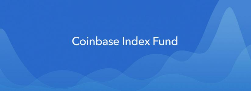 Coinbase Announces Cryptocurrency Index Fund