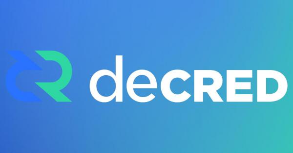 An Introduction to Decred (DCR) – Autonomous Digital Currency