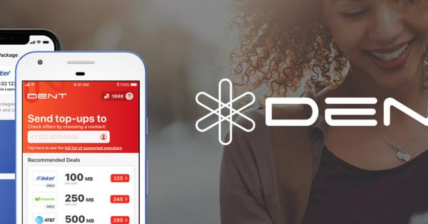 Introduction to DENT – Global Exchange for Mobile Data