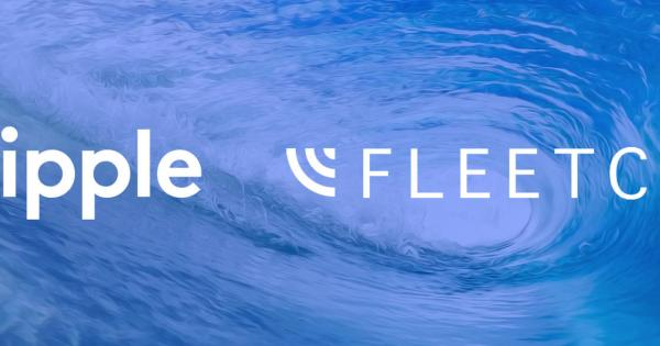 Ripple Partners with Payment Provider Fleetcor to Foster XRP Use