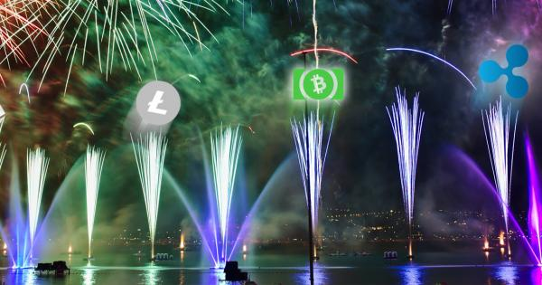 Crypto Week in Review: Bitcoin, Ethereum, Ripple, Bitcoin Cash and Litecoin Experience Solid Price Bursts