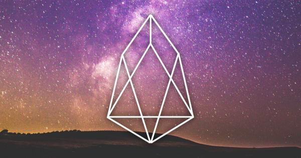 EOS Up 79% In Past Week In Lead Up to Mainnet Launch