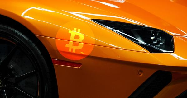 Bitcoin-Fueled Lamborghinis Kick Off NYC Consensus 2018