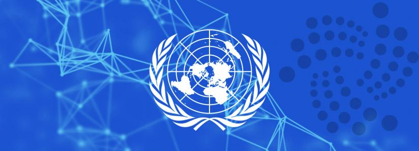 United Nations Office for Project Services Announces Collaboration with IOTA