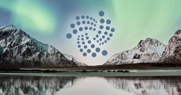 Norwegian Bank and IOTA Announce Partnership