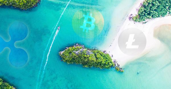 Bitcoin, Ethereum, Ripple, and Litecoin Among 7 Cryptocurrencies Now Legal in Thailand