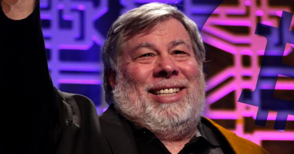 Apple Co-Founder Steve Wozniak Joins Other Tech Luminaries in Rooting For Bitcoin as Global Currency