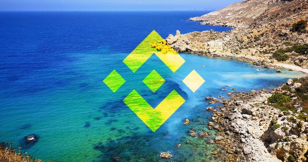 Binance Backs World's First Decentralized Bank in Malta