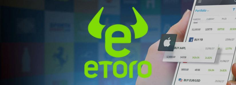 eToro Expands its Crypto Trading and Mobile Wallet to the U.S.