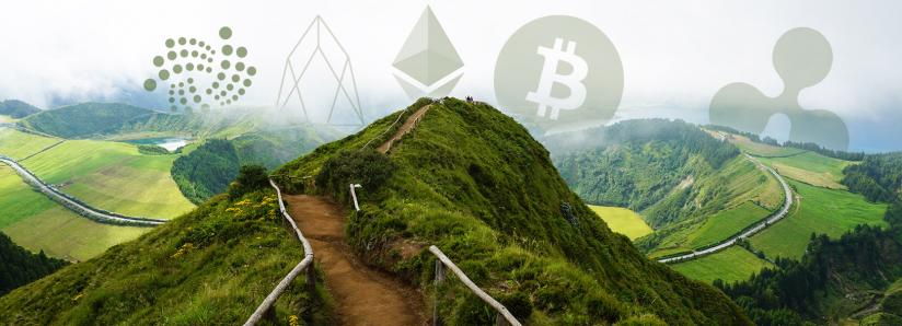 Price Watch: Bitcoin, Ethereum, EOS, Ripple and IOTA Back in Green