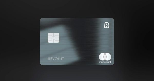 Revolut's Metal Debit Card Lets Users Earn Cashback in Crypto