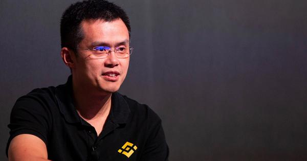Binance CEO: 'I Don't Understand Why the Bitcoin Price Isn't Shooting Through the Roof'