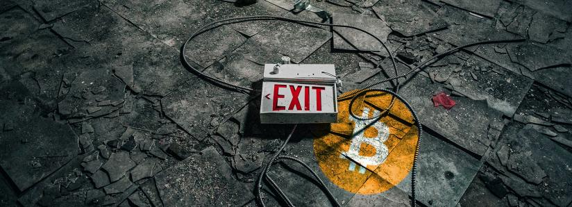 """Bitcoin Miners Ruined by Downturn, """"Selling Hardware by the Pound""""; Giga Watt Files Bankruptcy"""